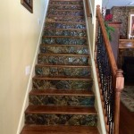 Gustafson Properties custom stair work
