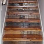 Gustafson Properties Custom Home stairs
