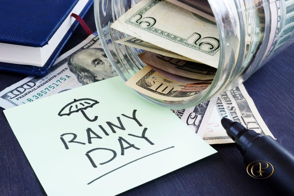 Rainy Day Fund Pic